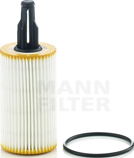 Mann-Filter HU 7025 z - Масляний фільтр autocars.com.ua