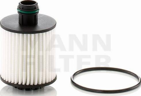 Mann-Filter HU 7042 z - Масляний фільтр autocars.com.ua