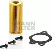 Mann-Filter HU 721 x KIT - Гідрофільтри, автоматична коробка передач autocars.com.ua