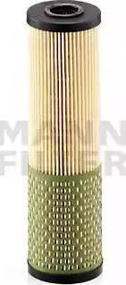 Mann-Filter HU 736 x - Масляний фільтр autocars.com.ua
