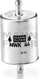 Mann-Filter MWK 44 - Паливний фільтр autocars.com.ua