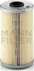 Mann-Filter P 726 x - Паливний фільтр autocars.com.ua