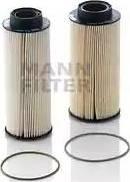 Mann-Filter PU 10 003-2 x - Паливний фільтр autocars.com.ua