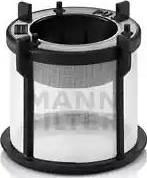 Mann-Filter PU 51 x - Паливний фільтр autocars.com.ua