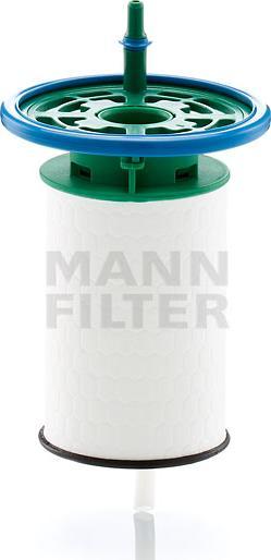 Mann-Filter PU 7015 - Паливний фільтр autocars.com.ua