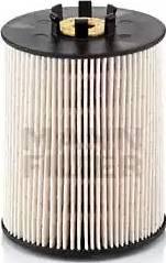 Mann-Filter PU 815 x - Паливний фільтр autocars.com.ua