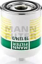 Mann-Filter TB 1374/3 x - Патрон осушувача повітря, пневматична система autocars.com.ua