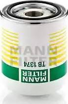 Mann-Filter TB 1374 x - Патрон осушувача повітря, пневматична система autocars.com.ua