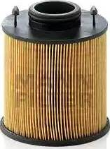 Mann-Filter U6202YKIT - Карбамидный фильтр car-mod.com