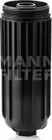 Mann-Filter W 13 004 - Масляний фільтр autocars.com.ua