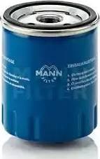 Mann-Filter W 712/15 - Масляний фільтр autocars.com.ua