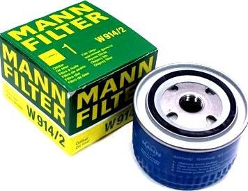 Mann-Filter W 914/2 (10) - Гидрофильтр, автоматическая коробка передач car-mod.com