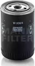 Mann-Filter w9364 - Фильтр, Гидравлическая система привода рабочего оборудования autodnr.net