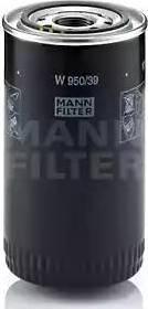 Mann-Filter W 950/39 - Масляний фільтр autocars.com.ua