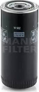 Mann-Filter w962 - Фильтр, Гидравлическая система привода рабочего оборудования autodnr.net