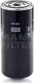 Mann-Filter wd962 - Фильтр, Гидравлическая система привода рабочего оборудования autodnr.net