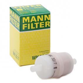 Mann-Filter WK32 - Топливный фильтр autodnr.net