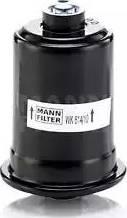 Mann-Filter WK 614/10 - Паливний фільтр autocars.com.ua
