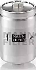 Mann-Filter WK 725 - Паливний фільтр autocars.com.ua