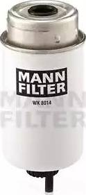 Mann-Filter WK 8014 - Паливний фільтр autocars.com.ua