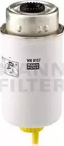 Mann-Filter WK 8157 - Паливний фільтр autocars.com.ua