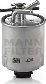 Mann-Filter WK 9011 - Паливний фільтр autocars.com.ua