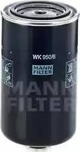 Mann-Filter WK 950/6 - Паливний фільтр autocars.com.ua
