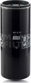 Mann-Filter WP 12 121 - Масляний фільтр autocars.com.ua