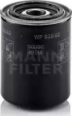 Mann-Filter WP 928/82 - Масляний фільтр autocars.com.ua