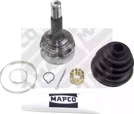 Mapco 16941 - Шарнирный комплект, приводной вал autodnr.net