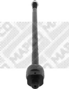 Mapco 19628 - Осевой шарнир, рулевая тяга autodnr.net