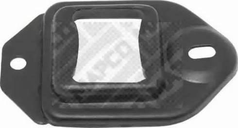 Mapco 36860 - Подвеска, ступенчатая коробка передач autodnr.net