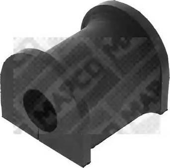 Mapco 37813 - Втулка стабилизатора, нижний сайлентблок car-mod.com