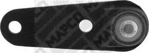 Mapco 49139 - Несучий / направляючий шарнір autocars.com.ua