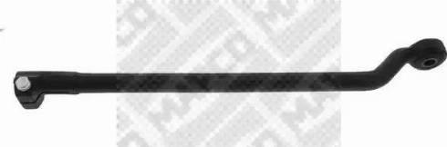 Mapco 59295 - Осевой шарнир, рулевая тяга autodnr.net
