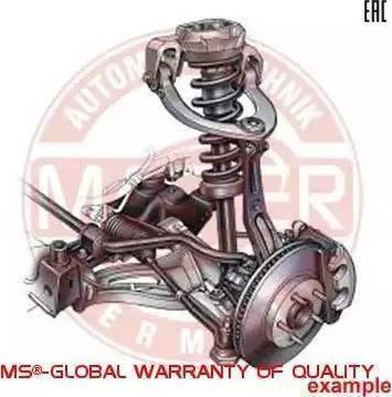 Master-Sport 9365F-PCS-MS - Втулка стабілізатора, нижній сайлентблок autocars.com.ua