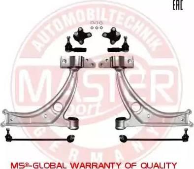 Master-Sport 36824-SET-MS - Комплектующее руля, подвеска колеса car-mod.com