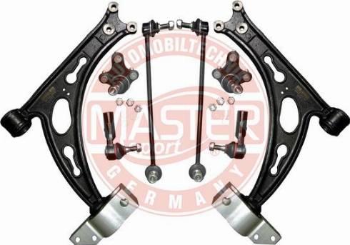 Master-Sport 36865-KIT-MS - Комплектующее руля, подвеска колеса car-mod.com