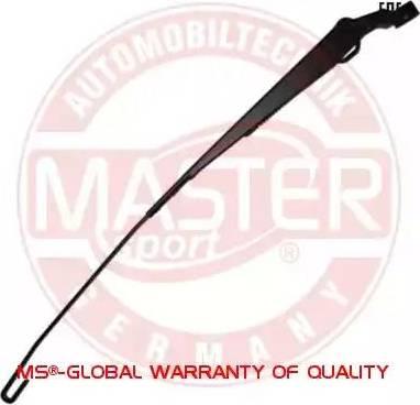 Master-Sport 6001547875PCSMS - Рычаг стеклоочистителя, система очистки окон car-mod.com