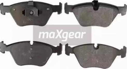 Maxgear 19-1077 - Тормозные колодки, дисковые car-mod.com