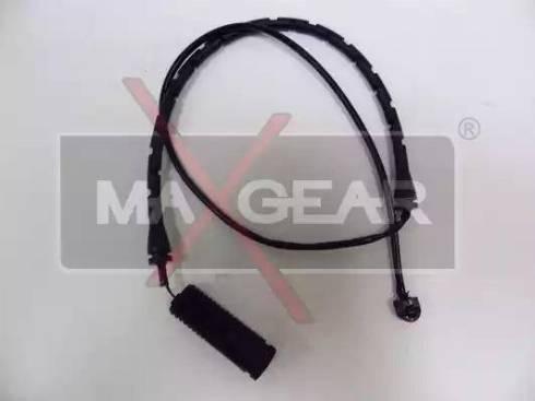 Maxgear 20-0013 - Сигнализатор, износ тормозных колодок car-mod.com