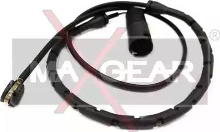 Maxgear 20-0014 - Сигнализатор, износ тормозных колодок car-mod.com
