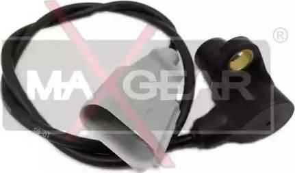 Maxgear 24-0014 - Датчик импульсов, коленвал avtokuzovplus.com.ua