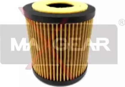 Maxgear 26-0297 - Масляний фільтр autocars.com.ua