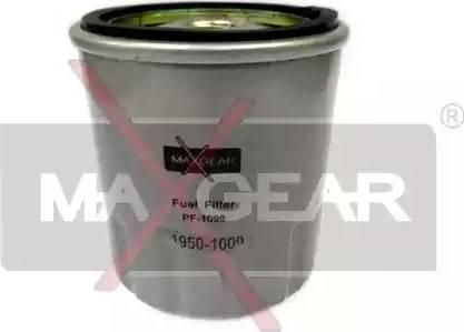 Maxgear 26-0404 - Паливний фільтр autocars.com.ua