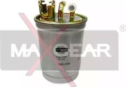 Maxgear 26-0405 - Паливний фільтр autocars.com.ua