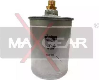Maxgear 26-0414 - Паливний фільтр autocars.com.ua