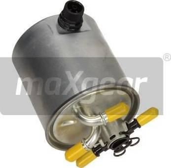 Maxgear 26-1096 - Паливний фільтр autocars.com.ua