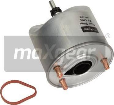 Maxgear 26-1118 - Паливний фільтр autocars.com.ua