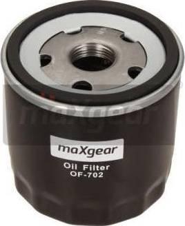 Maxgear 26-1227 - Масляний фільтр autocars.com.ua